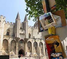 Avignon palace of the popes square a la vieille poste - L amuse bouche avignon ...